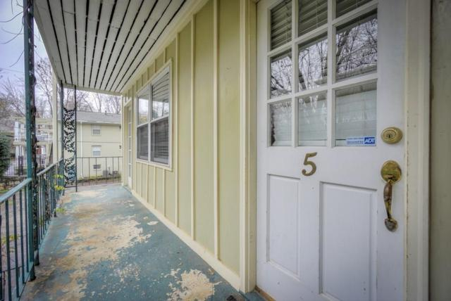 986 Greenwood Avenue NE #5, Atlanta, GA 30306 (MLS #6506119) :: KELLY+CO