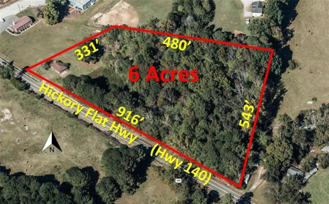 5523 Hickory Flat Highway, Canton, GA 30115 (MLS #6506157) :: Path & Post Real Estate