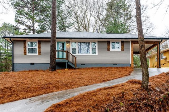 4019 Pine Hill Drive, Douglasville, GA 30135 (MLS #6506191) :: The Cowan Connection Team