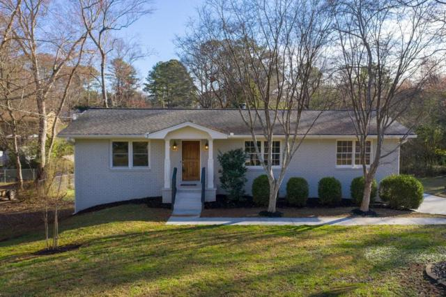 731 Smithstone Road SE, Marietta, GA 30067 (MLS #6506193) :: Kennesaw Life Real Estate