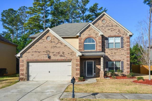 260 Sylvan Loop, Fayetteville, GA 30214 (MLS #6506234) :: North Atlanta Home Team