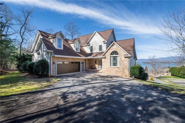 1730 Russell Ridge Drive, Hiawassee, GA 30546 (MLS #6506371) :: RE/MAX Paramount Properties