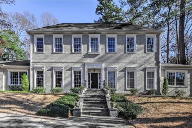 3037 E Pine Valley Road NW, Atlanta, GA 30305 (MLS #6506396) :: North Atlanta Home Team