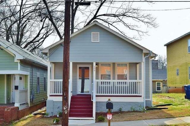 506 Mary Street SW, Atlanta, GA 30310 (MLS #6506426) :: KELLY+CO