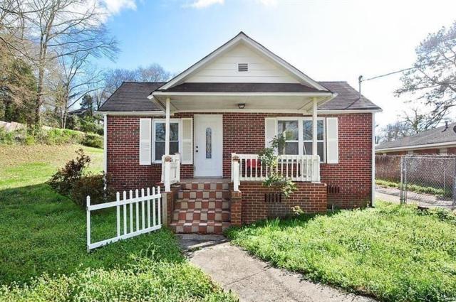 720 Jefferson Street, Cedartown, GA 30125 (MLS #6506452) :: The North Georgia Group