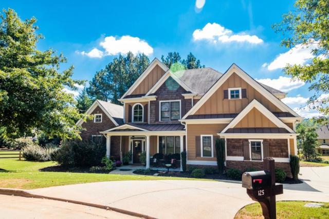 125 White Spruce Court, Dallas, GA 30157 (MLS #6506464) :: Kennesaw Life Real Estate