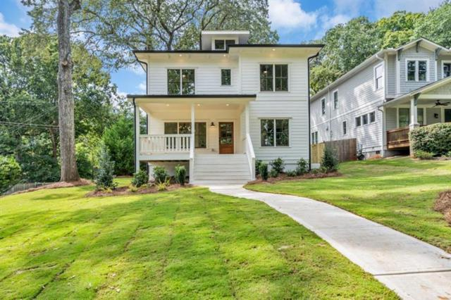 499 E Pharr Road, Decatur, GA 30030 (MLS #6506510) :: The Cowan Connection Team