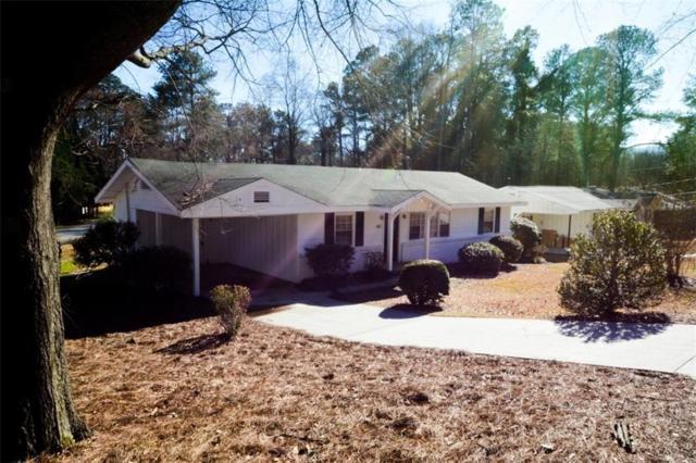 683 Stewart Circle NW, Marietta, GA 30064 (MLS #6506581) :: RE/MAX Prestige