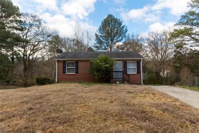2843 Marco Drive NW, Atlanta, GA 30318 (MLS #6506616) :: RE/MAX Paramount Properties