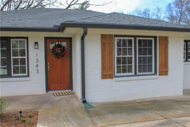 1343 Lochland Road SE, Atlanta, GA 30316 (MLS #6506637) :: The Hinsons - Mike Hinson & Harriet Hinson