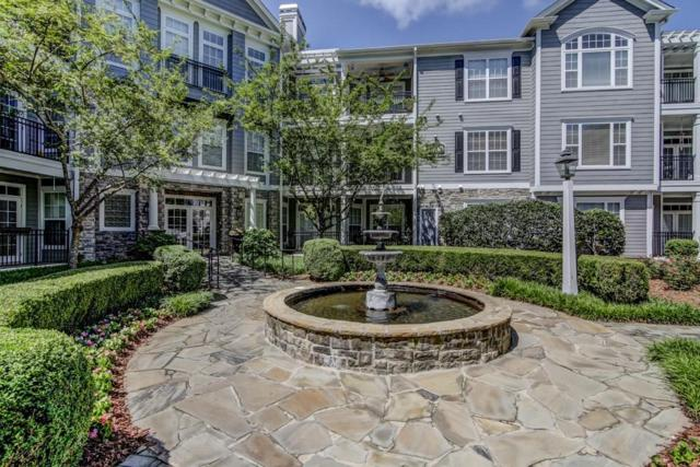 4100 Paces Walk SE #2210, Atlanta, GA 30339 (MLS #6506641) :: Iconic Living Real Estate Professionals