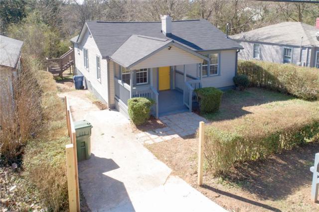 1346 Akridge Street NW, Atlanta, GA 30314 (MLS #6506678) :: The North Georgia Group