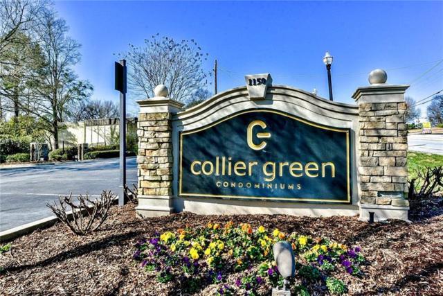 1150 Collier Road NW G3, Atlanta, GA 30318 (MLS #6506780) :: The North Georgia Group