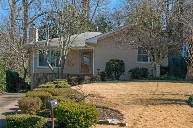 1429 Wessyngton Road NE, Atlanta, GA 30306 (MLS #6506835) :: KELLY+CO