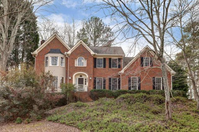 4594 Capers Crossing W, Peachtree Corners, GA 30092 (MLS #6506865) :: Iconic Living Real Estate Professionals