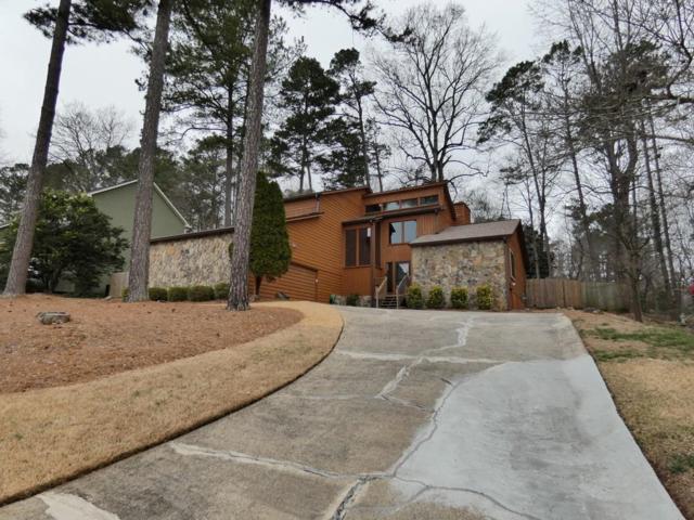 591 Farmbrook Trail NE, Kennesaw, GA 30144 (MLS #6506866) :: Path & Post Real Estate