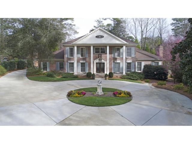 690 Weatherly Lane, Sandy Springs, GA 30328 (MLS #6507021) :: Iconic Living Real Estate Professionals