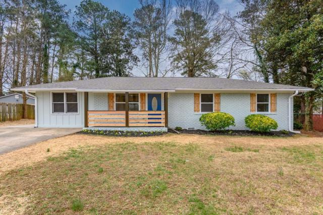 470 Pretty View Lane SE, Smyrna, GA 30082 (MLS #6507056) :: North Atlanta Home Team
