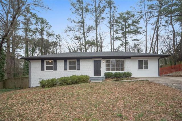 426 Afton Drive, Roswell, GA 30075 (MLS #6507097) :: Path & Post Real Estate