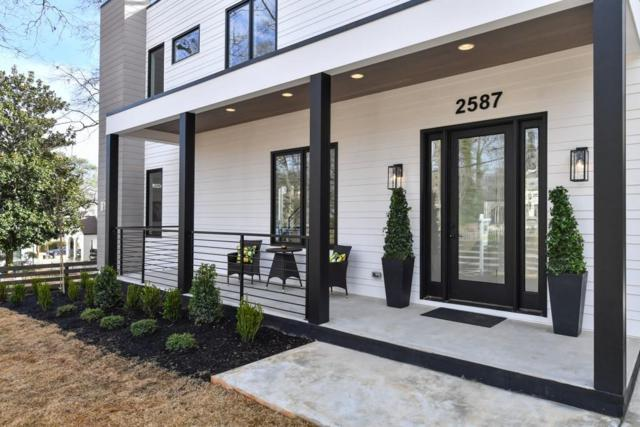 2587 Knox Street NE, Atlanta, GA 30317 (MLS #6507104) :: The Zac Team @ RE/MAX Metro Atlanta