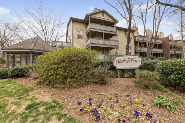 1116 Weatherstone Drive NE, Atlanta, GA 30324 (MLS #6507230) :: The Hinsons - Mike Hinson & Harriet Hinson