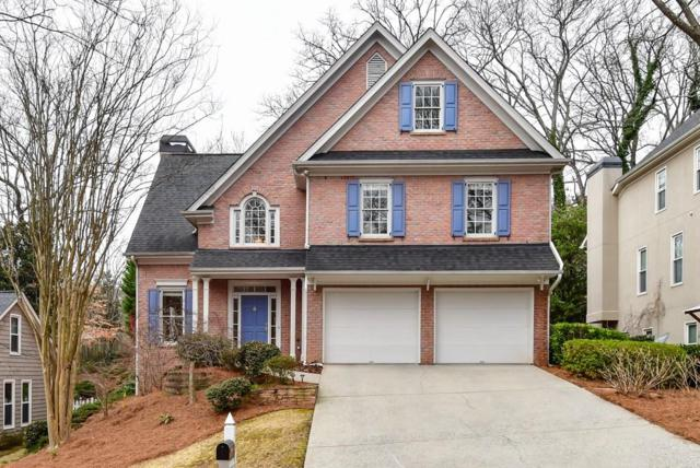 4162 Gateswalk Drive SE, Smyrna, GA 30080 (MLS #6507247) :: North Atlanta Home Team