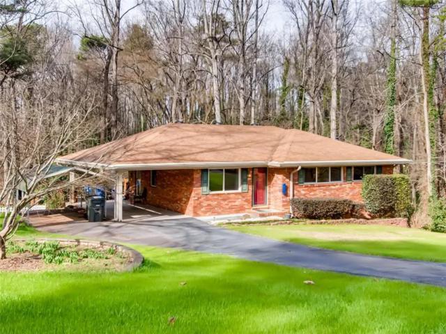 456 Plantation Road SW, Smyrna, GA 30082 (MLS #6507279) :: North Atlanta Home Team