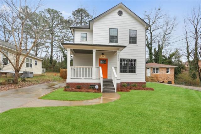 2548 Bellview Avenue NW, Atlanta, GA 30318 (MLS #6507343) :: The Hinsons - Mike Hinson & Harriet Hinson