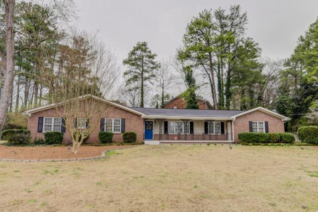 1804 Queens Way, Chamblee, GA 30341 (MLS #6507345) :: Kennesaw Life Real Estate