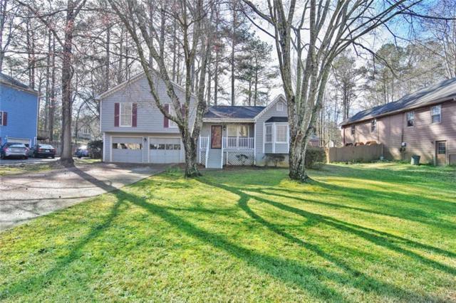 2455 Clintwood Drive SW, Marietta, GA 30064 (MLS #6507355) :: Path & Post Real Estate