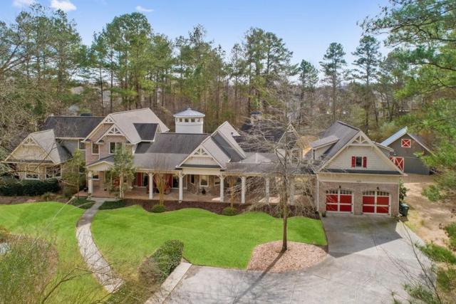3129 NW Bob Cox Road NW, Marietta, GA 30064 (MLS #6507389) :: Path & Post Real Estate