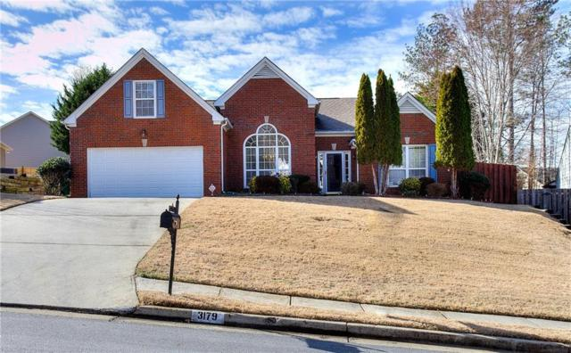 3179 Ashwood Grove Park, Snellville, GA 30078 (MLS #6507459) :: The Heyl Group at Keller Williams