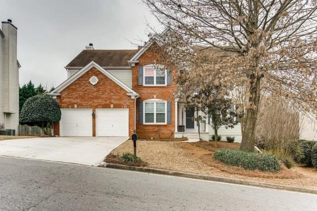3345 Spindletop Drive NW, Kennesaw, GA 30144 (MLS #6507460) :: Path & Post Real Estate