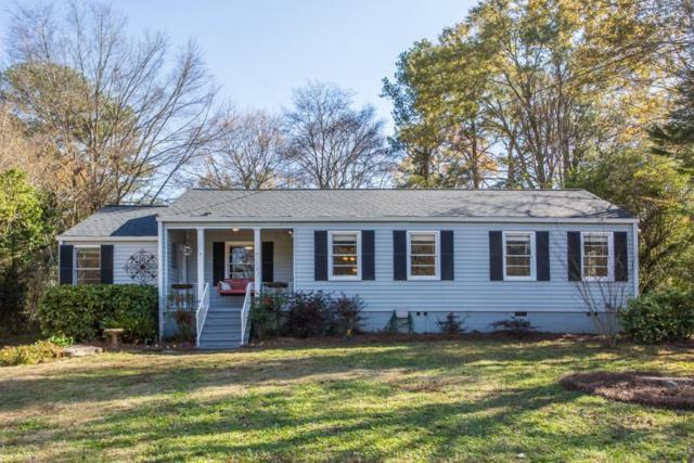 731 Scott Circle, Decatur, GA 30033 (MLS #6507465) :: The Hinsons - Mike Hinson & Harriet Hinson