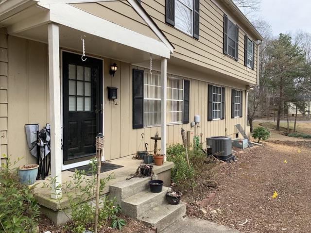 1387 Old Coach Road SW, Marietta, GA 30008 (MLS #6507491) :: Path & Post Real Estate