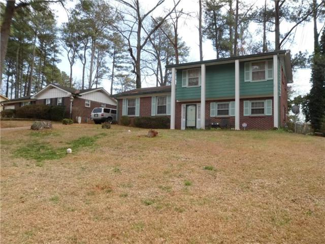 2637 Elkhorn Drive, Decatur, GA 30034 (MLS #6507514) :: The Zac Team @ RE/MAX Metro Atlanta