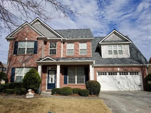 733 York View Drive, Auburn, GA 30011 (MLS #6507522) :: Path & Post Real Estate