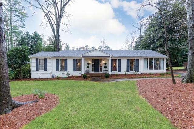 449 Carolwood Lane, Atlanta, GA 30342 (MLS #6507543) :: The Zac Team @ RE/MAX Metro Atlanta