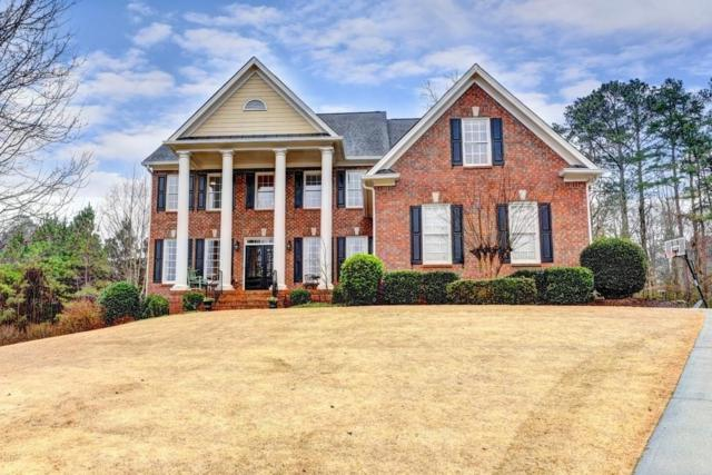 801 Morningwood Lane NW, Kennesaw, GA 30152 (MLS #6507559) :: The Cowan Connection Team
