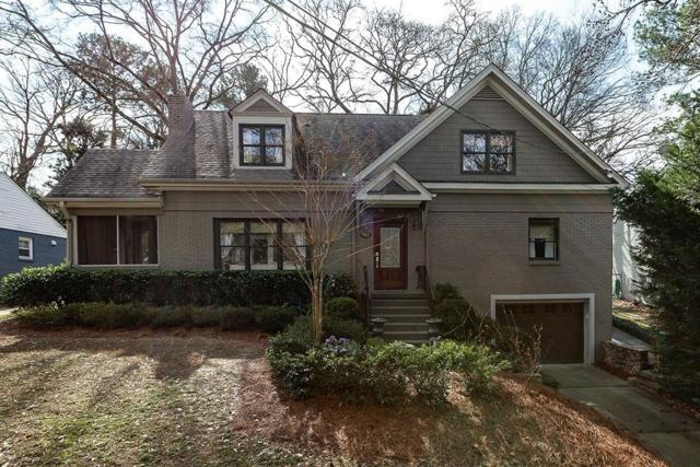 511 Wimbledon Road NE, Atlanta, GA 30324 (MLS #6507591) :: The Hinsons - Mike Hinson & Harriet Hinson