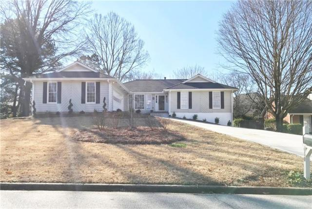 460 Saddle Lake Drive, Roswell, GA 30076 (MLS #6507725) :: The Cowan Connection Team