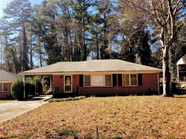 2681 Plantation Drive, East Point, GA 30344 (MLS #6507808) :: The Cowan Connection Team