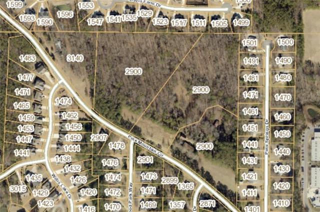 0 Pine Mountain Circle, Kennesaw, GA 30152 (MLS #6507868) :: North Atlanta Home Team