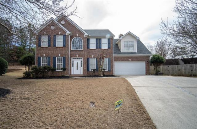 125 Rexford Lane, Alpharetta, GA 30022 (MLS #6507878) :: North Atlanta Home Team