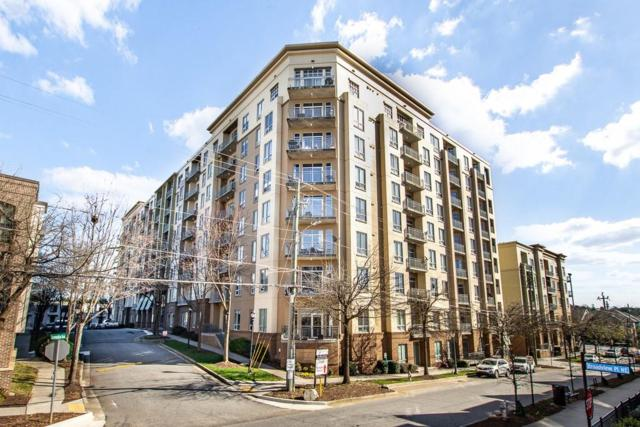 711 Cosmopolitan Drive #503, Atlanta, GA 30324 (MLS #6507889) :: RE/MAX Paramount Properties