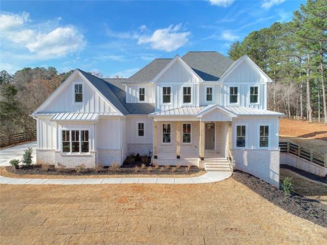 16050 Freemanville Road, Milton, GA 30004 (MLS #6507897) :: Rock River Realty