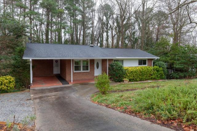 1571 Delia Drive, Decatur, GA 30033 (MLS #6507955) :: The Zac Team @ RE/MAX Metro Atlanta