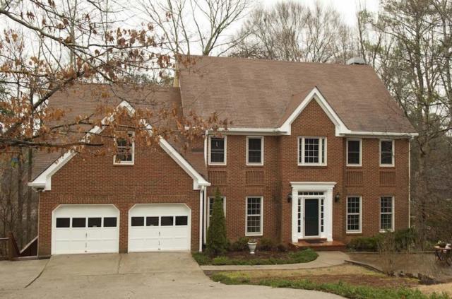 1100 Charlton Trace SW, Marietta, GA 30064 (MLS #6507997) :: Iconic Living Real Estate Professionals