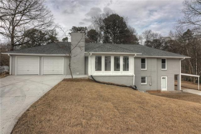 572 N Thomas Lane SE, Smyrna, GA 30082 (MLS #6508045) :: Iconic Living Real Estate Professionals