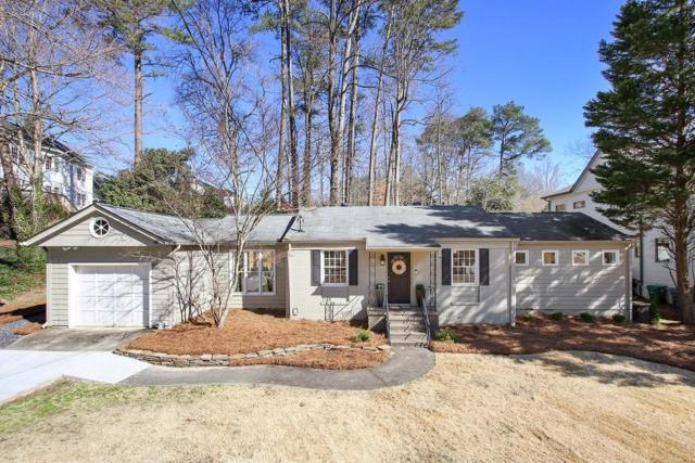 2631 N Thompson Road NE, Brookhaven, GA 30319 (MLS #6508066) :: Iconic Living Real Estate Professionals